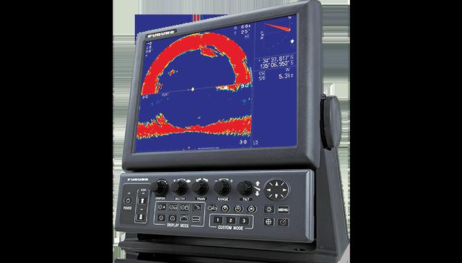"""12.1"""" SEARCHLIGHT SONAR CH-500   Sonar"""