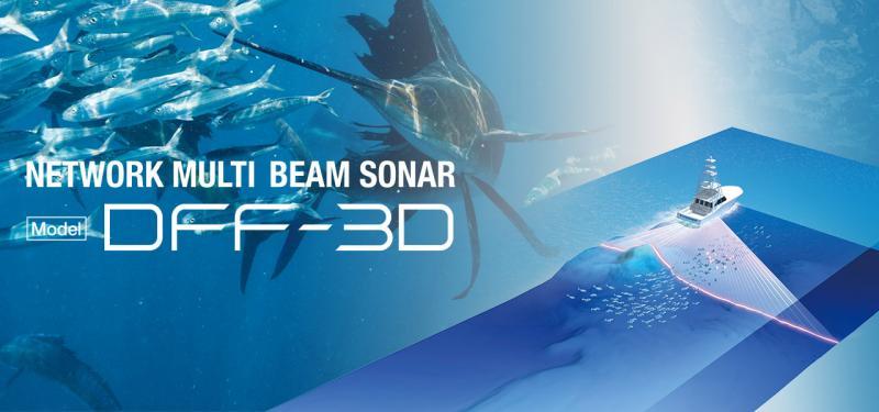 NETWORK MULTI BEAM SONAR DFF-3D