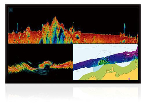 WASSP MULTI BEAM SONAR F3 Series | Multi Beam Sonar