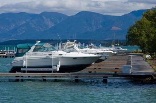 Marina Boat Lifts