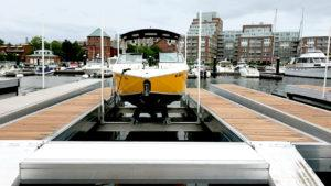 Floating Dock Lifts