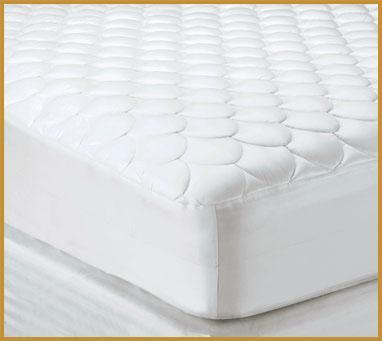 Cotton All Natural Mattress Pad