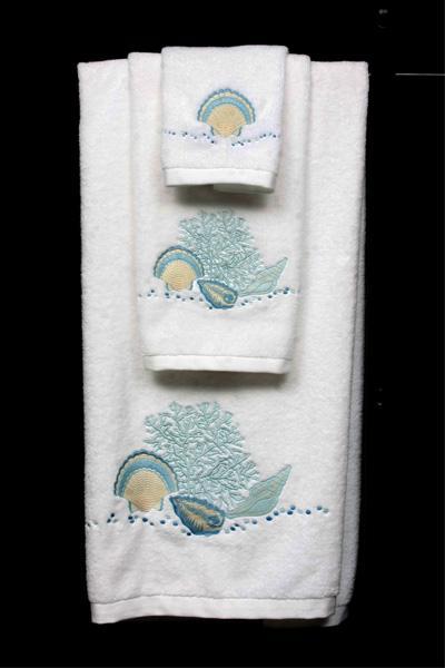 Towels - Monaco