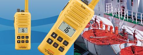 GM1600 GMDSS VHF Transceiver
