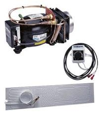 Compact Air Cooled Marine Refrigeration Systems