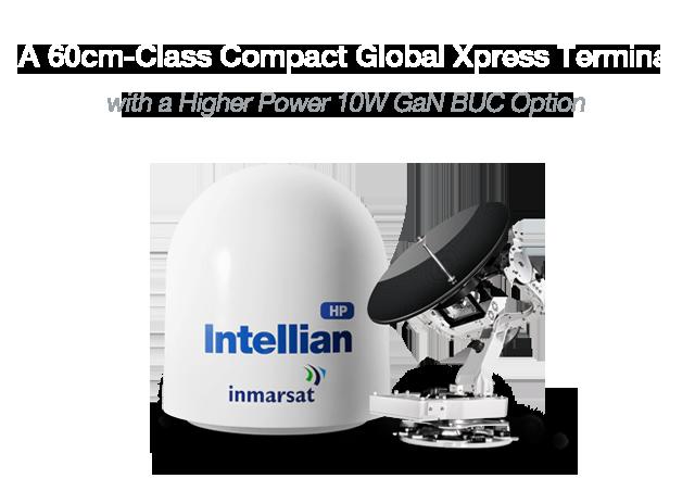 Intellian - gx60hp