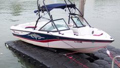 Air Assisted Boat Lifts