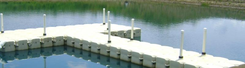Boat Lifts & Floating Docks for Parks & Public Facilities