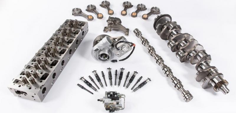 Engines Parts | Parts & Service