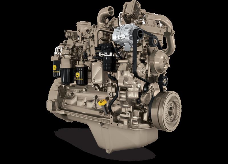 6068HFG06 | Generator Drive Engine