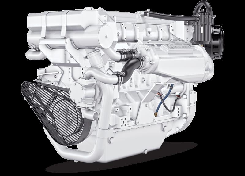 6135SFM85 | Marine Propulsion Engine