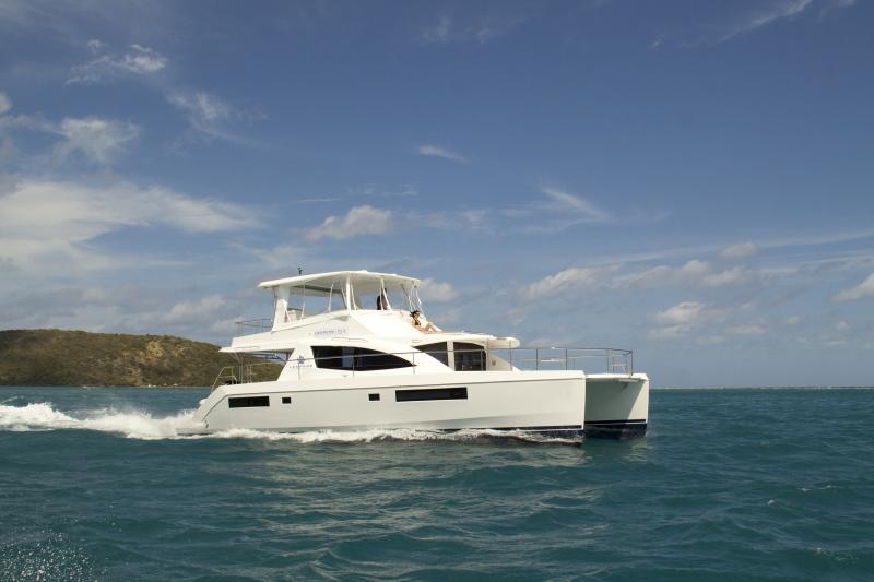 Leopard Catamarans Leopard 51 Powercat 2016