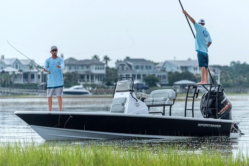 Sportsman 214 Tournament Bay Boat 2019