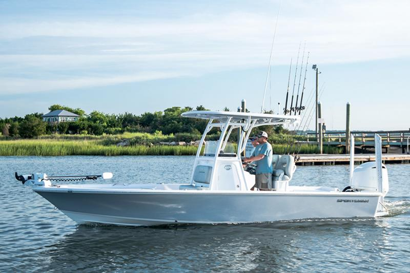 Sportsman Masters 247 Bay Boat 2019