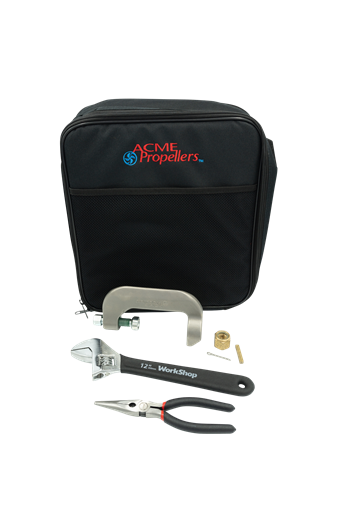 ACME-4999 Propeller Case with C-Clamp Puller