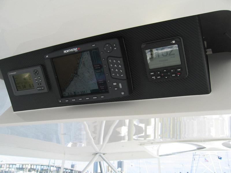 Standard Drop Down Electronics Box