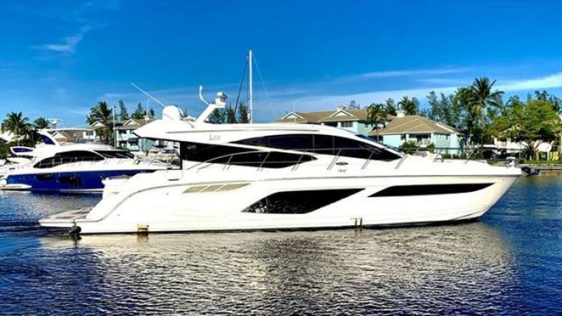 Ms Jo Ellen - 55' 2018 Sea Ray L550
