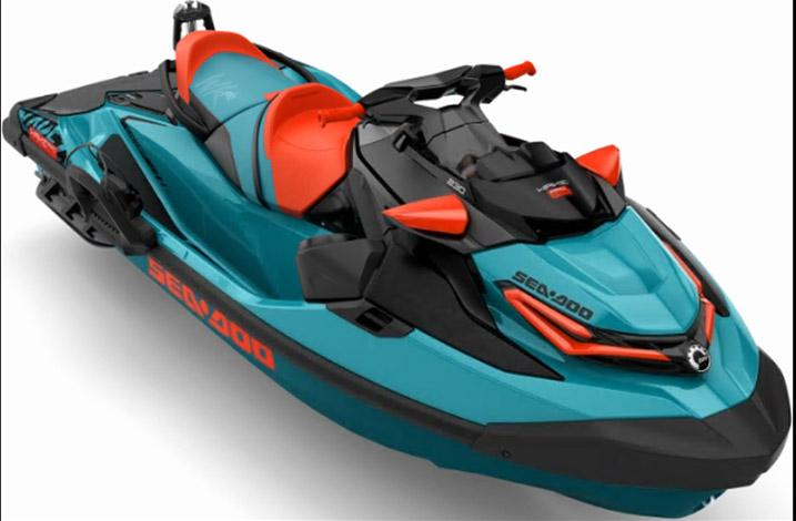 2019 SEA-DOO WAKE PRO 230 IBR + SOUND SYSTEM