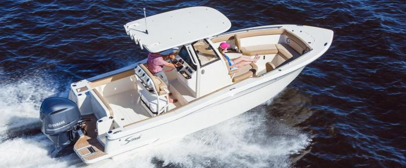 Scout Boats 235 XSF 2020