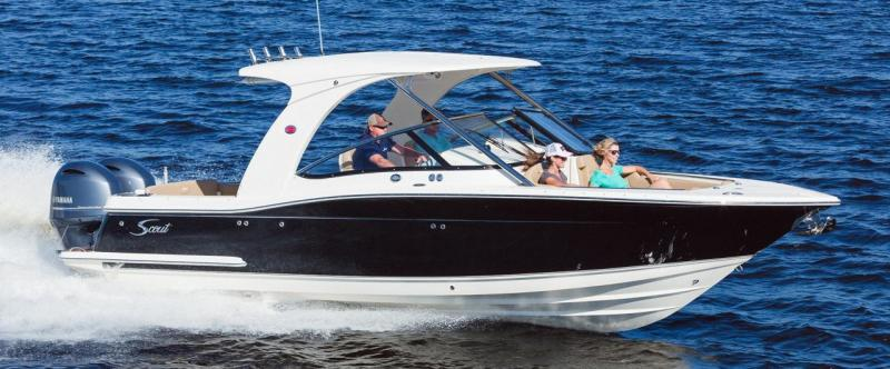Scout Boats 275 Dorado 2020