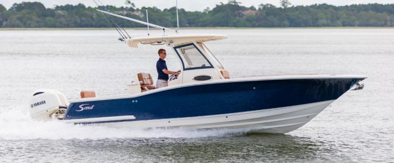 Scout Boats 277 LXF 2020