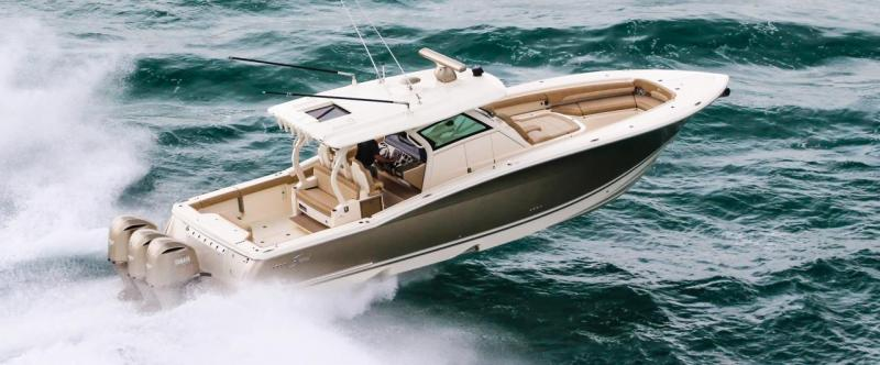Scout Boats 380 LXF 2020