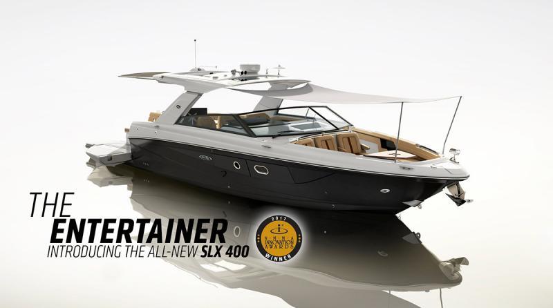 Sea Ray SLX 400 2019