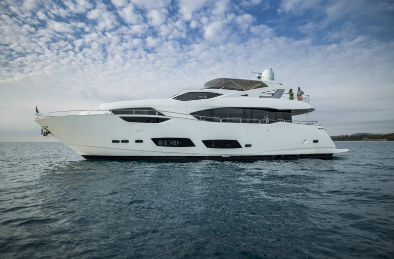 Sunseeker 95 RPH Yacht