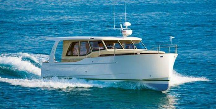 Greenline Yachts 33