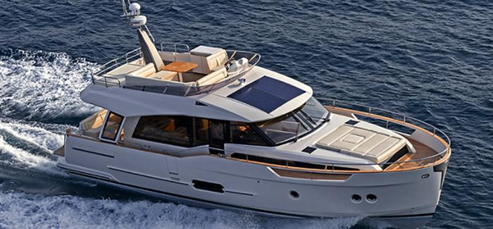 Greenline Yachts 48