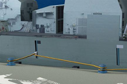 VB1 Vessel Based TideSlide Mooring Systems +1.989.695.2646