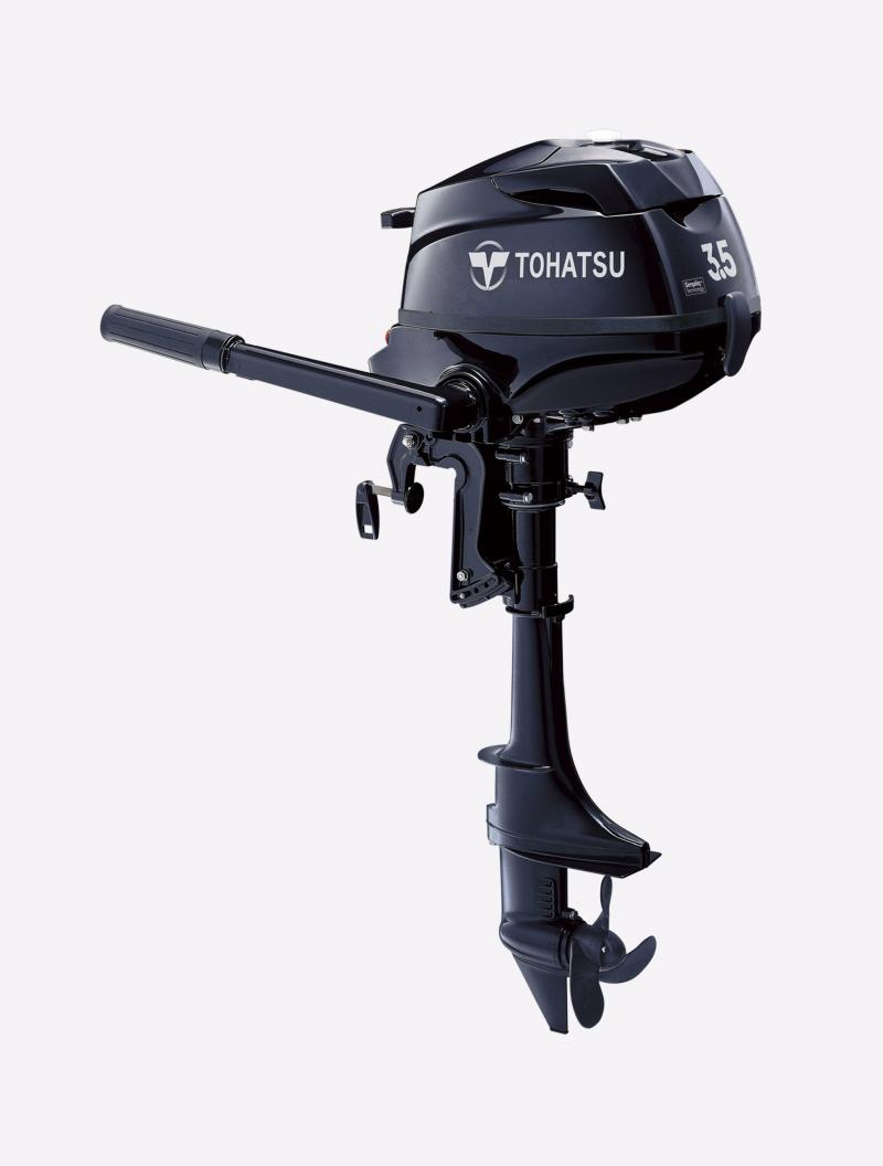 MFS3.5 | Portable | OUTBOARDS | TOHATSU outboard motors