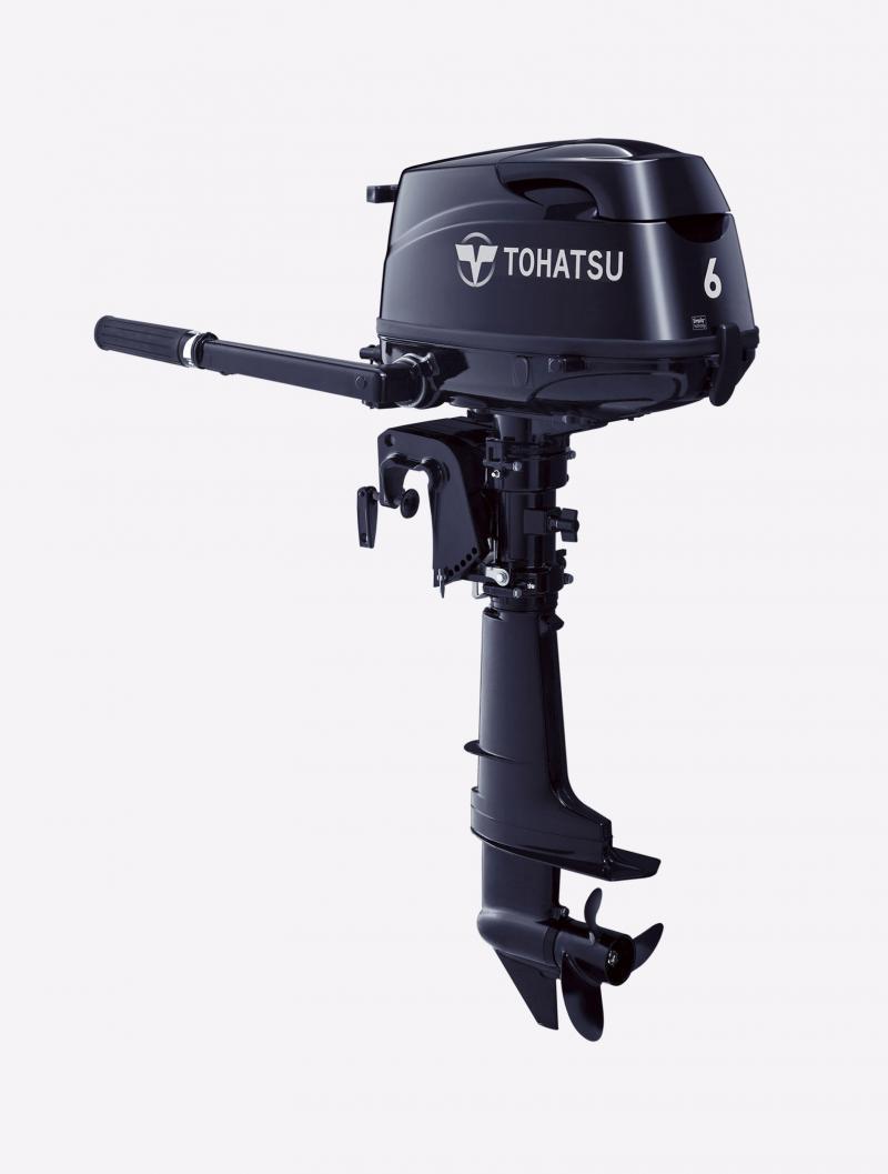 MFS6 | Portable | OUTBOARDS | TOHATSU outboard motors