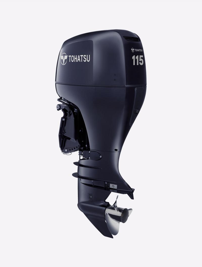 BFT115 | High power | OUTBOARDS | TOHATSU outboard motors