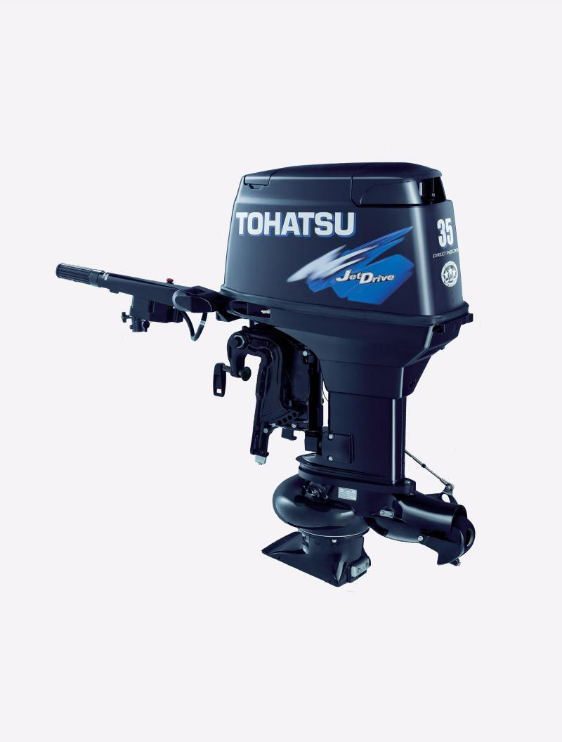 MD35JET | Mid range | OUTBOARDS | TOHATSU outboard motors