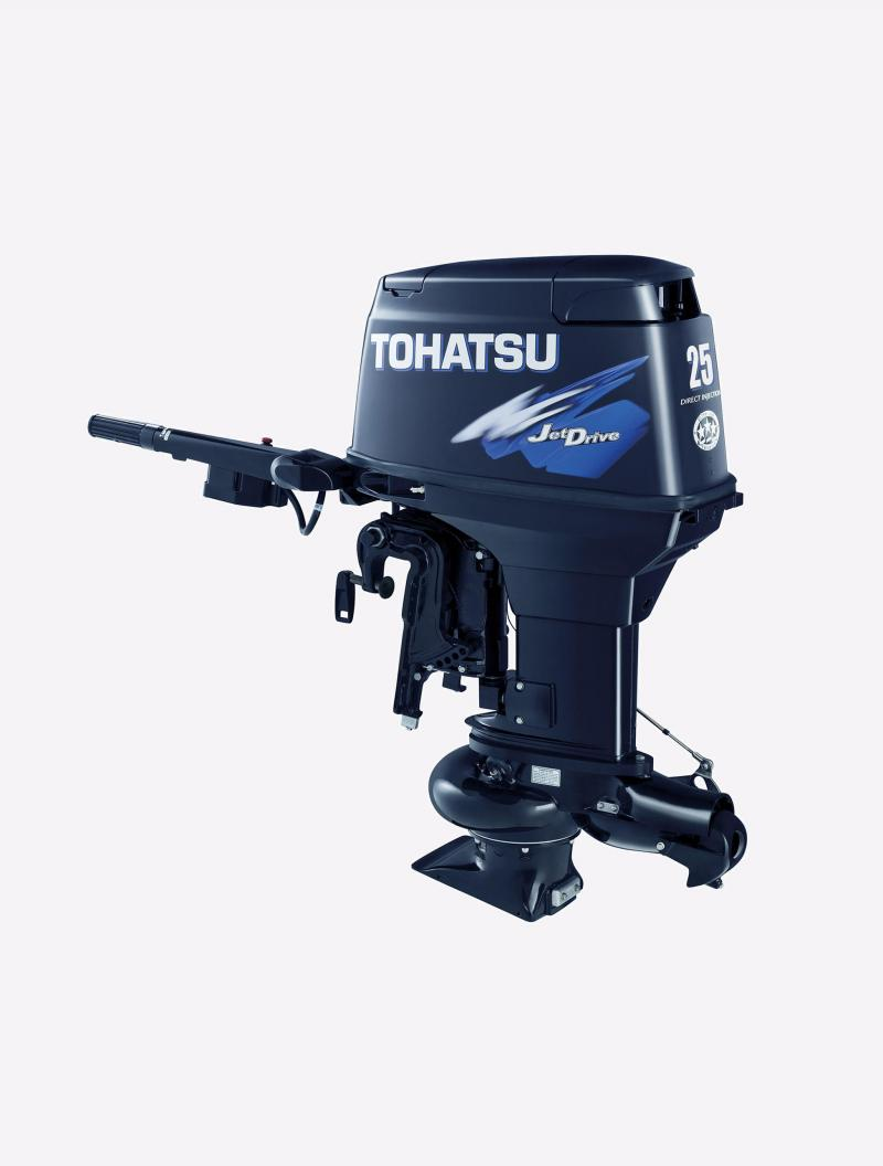 MD25JET   Mid range   OUTBOARDS   TOHATSU outboard motors