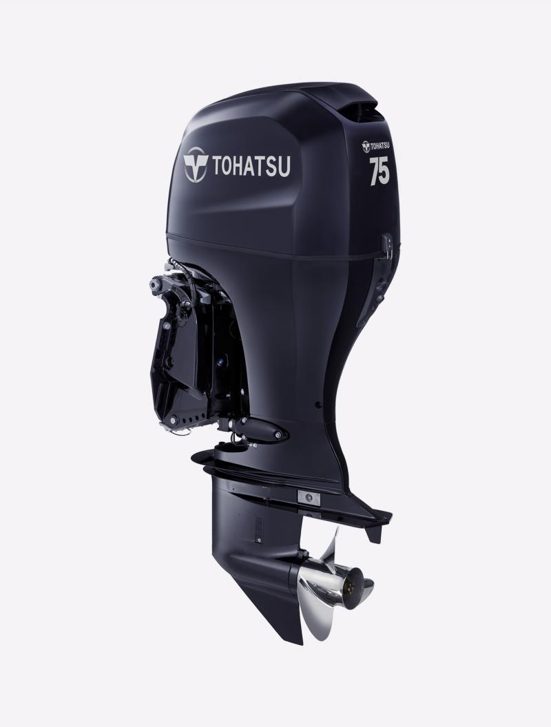 BFT75 | Mid range | OUTBOARDS | TOHATSU outboard motors