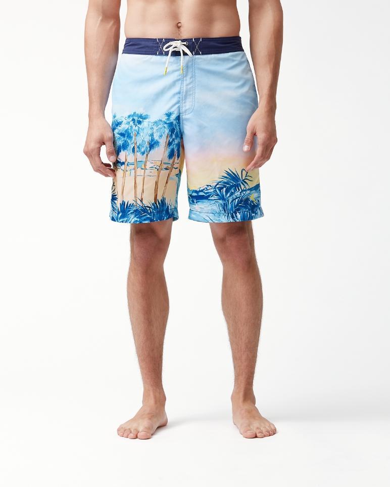 Baja Forte De Marimi Seas 9-Inch Board Shorts
