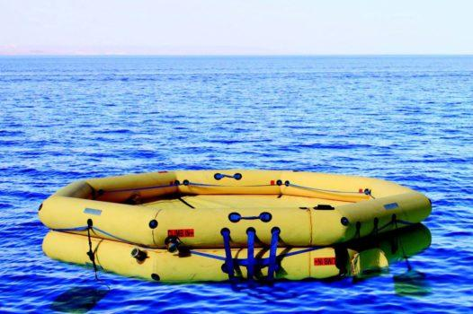 FACOM Commercial Type One Liferaft