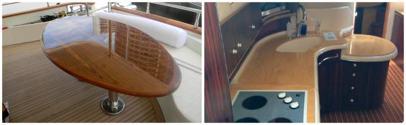 Yacht Carpentry