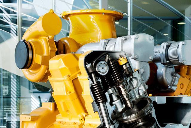 Cat engines
