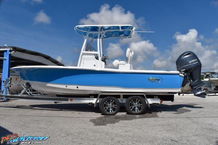 Sea Hunt BX22BR Pro Marine