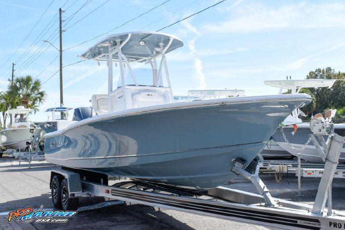 Sea Hunt BX25FS Pro Marine