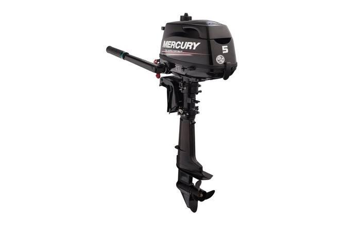 2018 Mercury 5MH FourStroke 5 HP - 15 in. Shaft