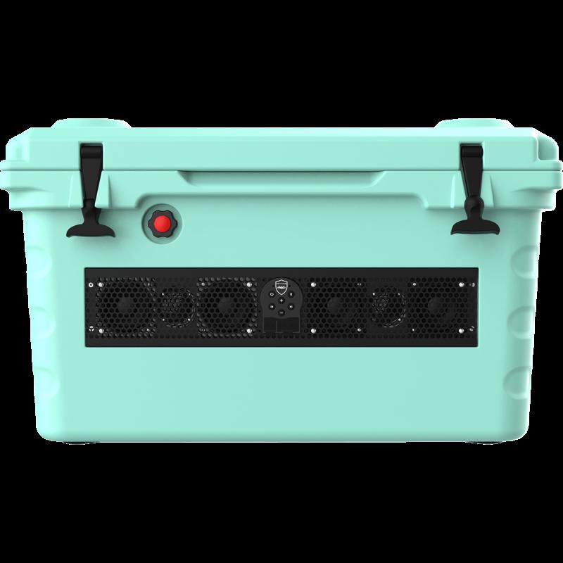 SHIVR-55-SFM | Wet Sounds SHIVR-55 Seafoam Bluetooth Soundbar Cooler - Wet Sounds