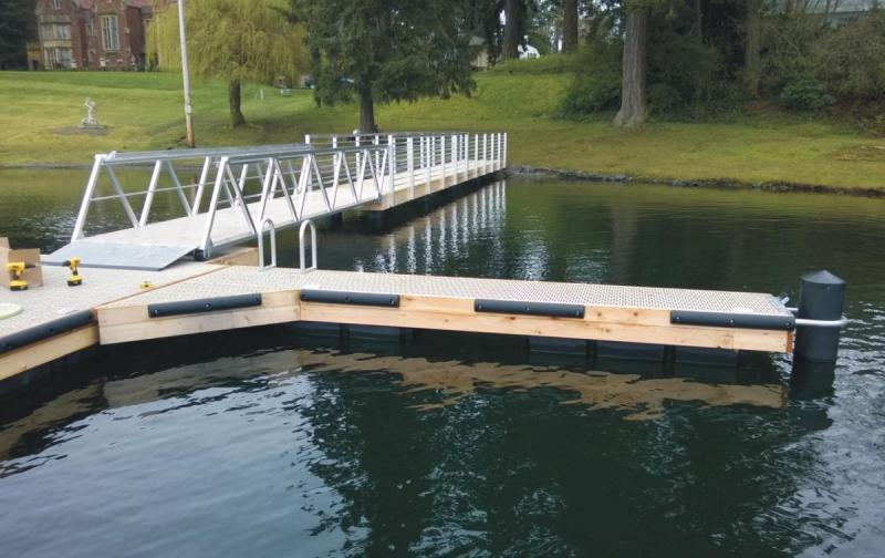 Small Boat Dock Bumpers