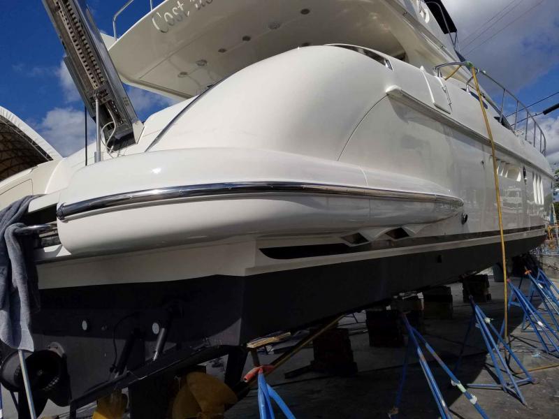 Custom stainless steel projects   Custom Marine Technology