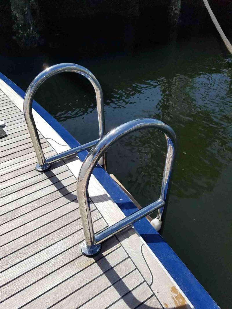 Custom stainless steel projects | Custom Marine Technology
