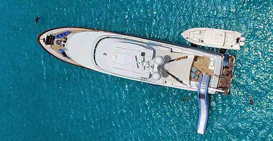 Yacht Toys Rentals - Sales   Brownie's Yacht Diver News