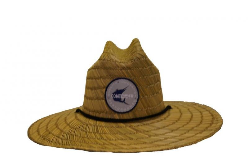 Contender MFG Straw Hat